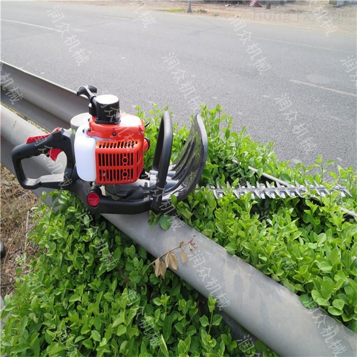公路绿化带修剪机 汽油便携式绿篱机价格