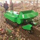 柴油多功能遥控开沟机 低矮果园旋耕施肥机