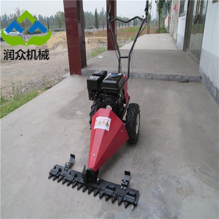 省油耐用的背负式割草机 果园专用除草机
