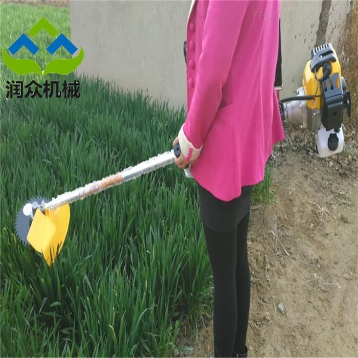 RZ GC-3-农田开荒割草除草机 背负式割灌打草机