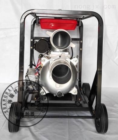 柴油机6寸抽水泵