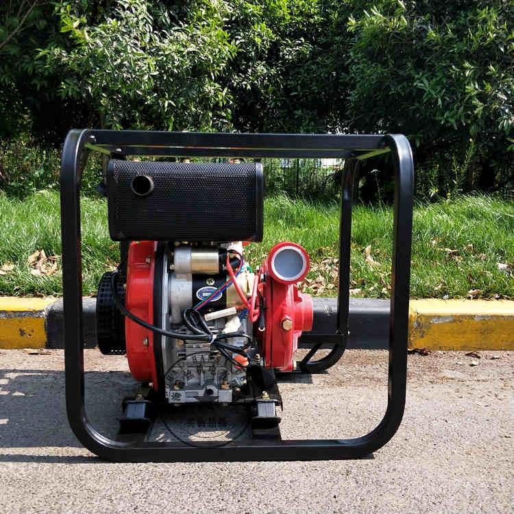 HS20HP柴油机2寸小水泵