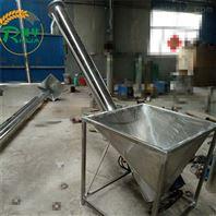 带轮可移动的钢管提升机 尿素耐腐蚀上料机