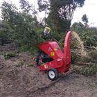 新型园林树枝粉碎机
