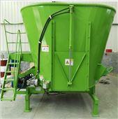 牧场全日粮饲料混合机 立式tmr草料搅拌机
