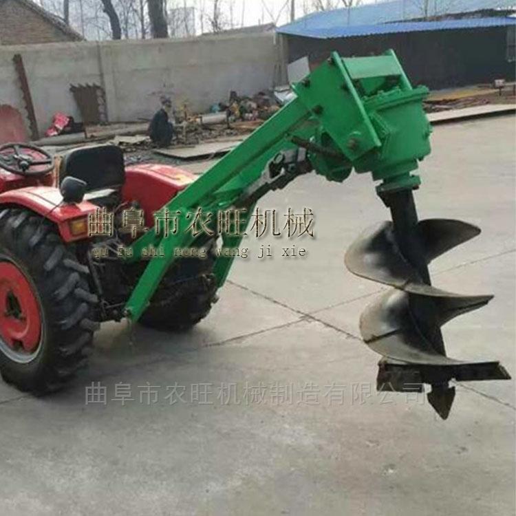 手提式多功能挖坑机栽树打坑机小型打桩机