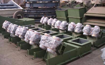 治金选矿专用电机振动给料机电机振动喂料机生产厂家