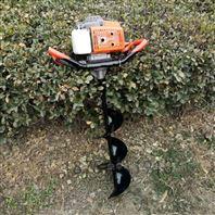小型电动挖坑机价格 电动手推钻眼机