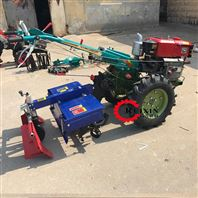 水旱田多功能手扶拖拉机 柴油小型犁地机