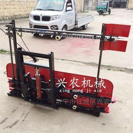 荞麦收获机械单行高效率玉米收割机