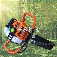 手提钻坑机施肥打窝机植树打树窝机