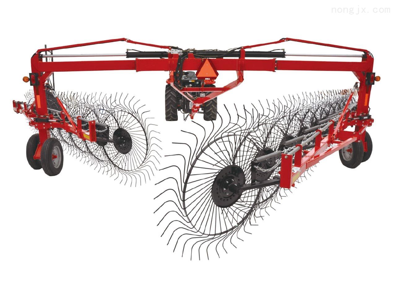 麦赛福格森MF SV415系列指盘式搂草机