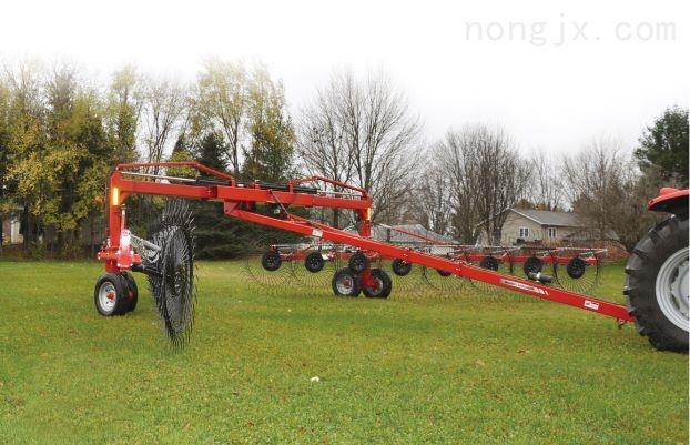 麦赛福格森MF SV415 指盘式搂草机