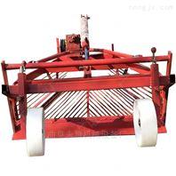 1.3米收获宽度的大蒜收割机 柴油挖蒜机