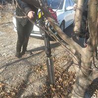 链条式汽油移苗挖树机