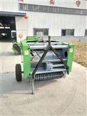 优质牵引式玉米秸秆捡拾打包机