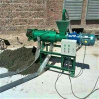 固液分离机控制柜 湖南猪泡粪处理机带泵