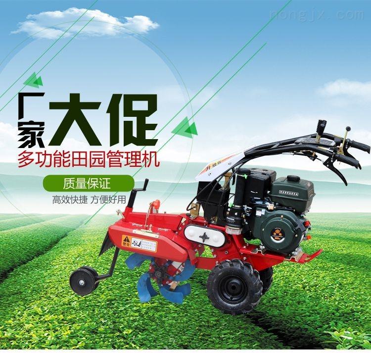 葡萄園施肥機 山坡地除草田園管理機犁地機