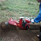 电启动柴油开沟机 手扶自走式开沟培土机