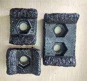 新疆乌鲁木齐1400型破碎机颗粒锤头合金刀头