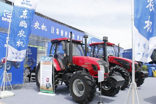 东风农机:让农业更高效、更轻松