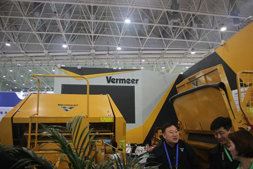 2018中国国际农机展:威猛机械扎根中国市场,服务中国农民