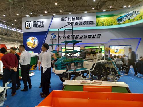 """2018中国国际农机展:永涛实业""""富尔代""""一马当先振兴民族品牌"""
