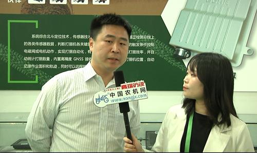 专访岩石科技精密控制事业部销售总监刘雪峰