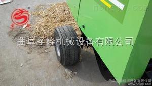 新型稻草打捆机