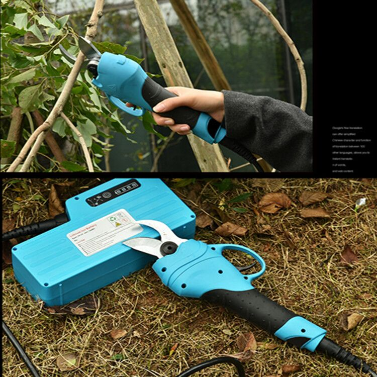 xy-280 重慶電動果樹修枝剪橘子樹蘋果樹剪枝機視頻