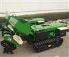 农用低矮型开沟施肥机 遥控款果树除草机